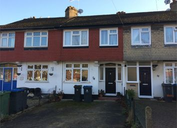 Thumbnail 3 bed terraced house for sale in Elmdene, Tolworth, Surbiton