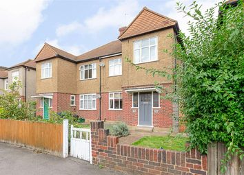 Thumbnail 1 bed flat for sale in Martin Way, Morden, Surrey