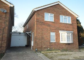 Thumbnail 4 bed link-detached house to rent in Felixstowe Close, Lower Earley, Reading