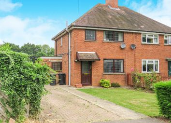 Thumbnail 3 bed semi-detached house for sale in Shelton Hill, Stradbroke, Eye