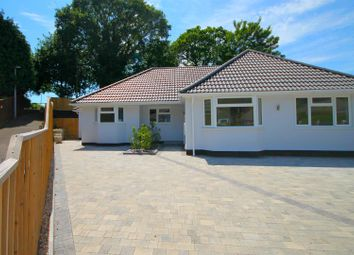 Thumbnail 2 bedroom semi-detached bungalow for sale in Hamble Road, Oakdale, Poole