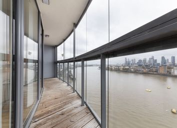 Thumbnail 3 bed flat to rent in Admirals Tower, 8 Dowells Street, Greenwich, London, London