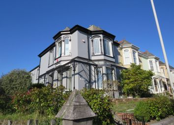 Thumbnail 4 bed end terrace house for sale in Milehouse Road, Stoke, Plymouth