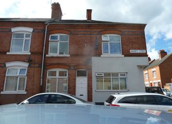 Thumbnail 3 bed terraced house to rent in Danneet Street, West End, Leicester