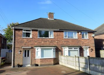 Thumbnail 3 bed semi-detached house for sale in Halfmoon Drive, Kirkby-In-Ashfield, Nottingham