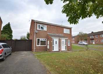 Thumbnail 2 bed semi-detached house for sale in Robert Raikes Avenue, Tuffley, Gloucester