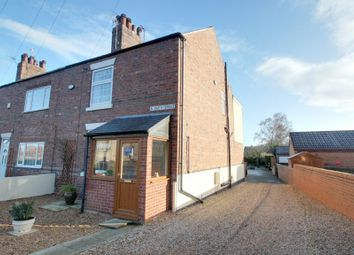 Thumbnail 3 bed end terrace house for sale in St. Marys Terrace, Station Road, Carlton, Goole