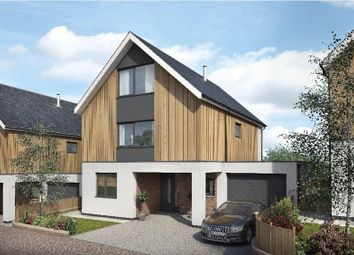 Thumbnail 4 bedroom detached house for sale in The Close, Llangrove, Ross-On-Wye