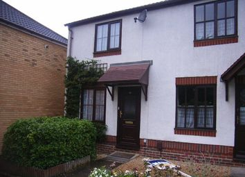 Thumbnail 1 bedroom end terrace house to rent in Shamblehurst Lane South, Hedge End, Southampton