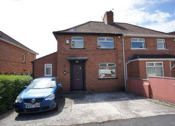 Thumbnail 3 bed semi-detached house to rent in Blakeney Road, Horfield, Bristol