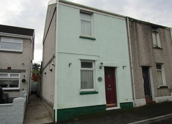 Thumbnail 2 bed end terrace house for sale in Nixon Terrace, Morriston, Swansea, City And County Of Swansea.