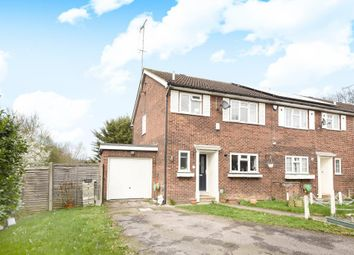 Thumbnail 3 bedroom end terrace house for sale in County Gate, Barnet