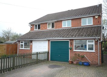 Thumbnail 4 bedroom semi-detached house for sale in Brunswick Street, Reading, Berkshire