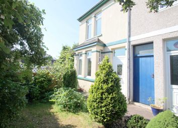 Thumbnail 2 bedroom end terrace house for sale in St. Georges Avenue, Plymouth