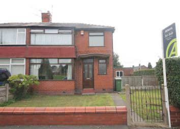 Thumbnail 3 bed semi-detached house for sale in Runnymede, Woolston, Warrington