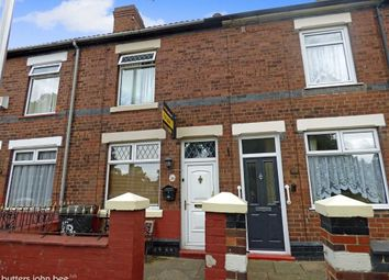 Thumbnail 2 bed terraced house for sale in Hall O'shaw Street, Crewe