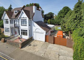 Thumbnail 5 bed semi-detached house for sale in Spenser Road, Herne Bay, Kent