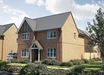 Thumbnail 4 bed detached house for sale in The Houghton, Alderley Gate, Congleton