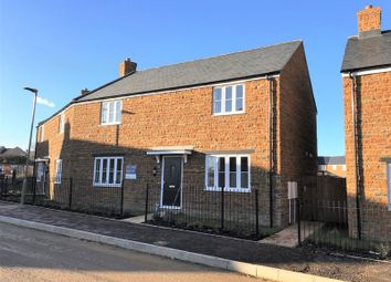 Thumbnail 4 bed semi-detached house for sale in Collins Drive, Bloxham, Banbury