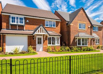 "4 bed detached house for sale in ""Tavistock"" at ""Tavistock"" At Dearne Hall Road, Barugh Green, Barnsley S75"