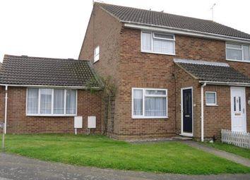 Thumbnail 2 bed semi-detached house to rent in Luckhurst Road, Willesborough, Ashford, Kent