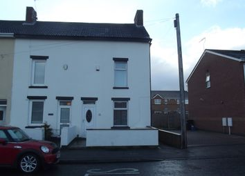 Thumbnail 3 bed end terrace house to rent in Beardall Street, Hucknall, Nottingham