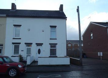Thumbnail 3 bedroom end terrace house to rent in Beardall Street, Hucknall, Nottingham