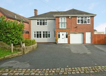 Thumbnail 4 bed detached house for sale in Gravelly Bank, Stoke-On-Trent
