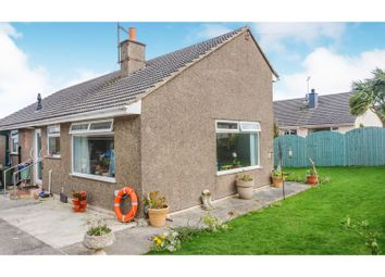 Thumbnail 3 bed detached bungalow for sale in Penrodyn, Holyhead