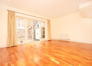 Thumbnail 3 bedroom terraced house to rent in Heath Villas, Finchley Road, South Hampstead