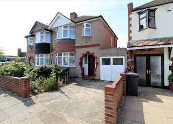 Thumbnail 3 bed semi-detached house for sale in Wentworth Drive, Crayford, Dartford