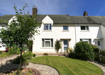 Thumbnail 3 bed terraced house for sale in Gentlecroft, Braco, Dunblane