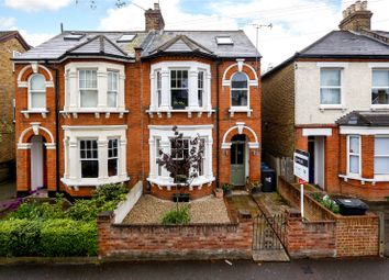 Thumbnail 4 bed semi-detached house for sale in Grove Lane, Kingston Upon Thames