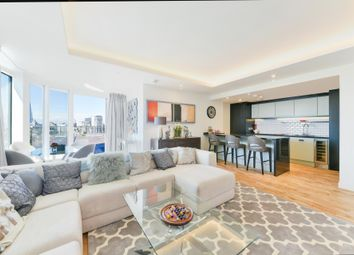 Thumbnail 3 bed flat to rent in Park Vista Tower, 21 Wapping Lane, London