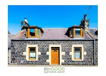 3 bed terraced house for sale in West Skene Street, Macduff AB44