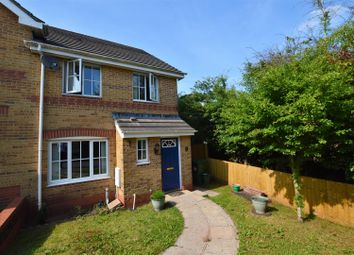 Thumbnail 3 bed semi-detached house for sale in Penbryn Coch, Llanharry, Pontyclun