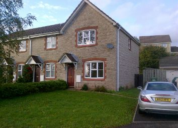 Thumbnail 3 bed semi-detached house to rent in Serel Drive, Wells