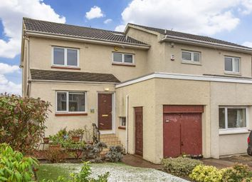 Thumbnail 3 bed semi-detached house for sale in Bonaly Drive, Colinton, Edinburgh