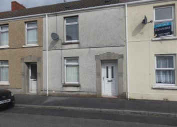 Thumbnail 2 bed property to rent in Burry Street, Llanelli