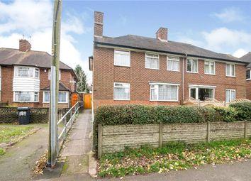 Thumbnail 4 bed semi-detached house for sale in Trittiford Road, Yardley Wood, Birmingham