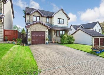 Thumbnail 4 bed detached house for sale in Tinto Drive, Balloch, Cumbernauld, North Lanarkshire