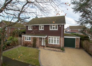 Thumbnail 4 bed detached house for sale in Lestock Way, Fleet
