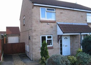 Thumbnail 2 bed semi-detached house to rent in Long Close, Yeovil
