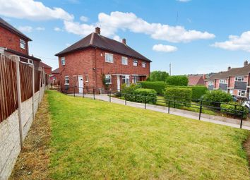 Thumbnail 3 bed semi-detached house for sale in Barks Drive, Norton, Stoke-On-Trent