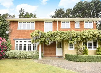 Thumbnail 4 bedroom detached house to rent in Highwood Close, Kenley