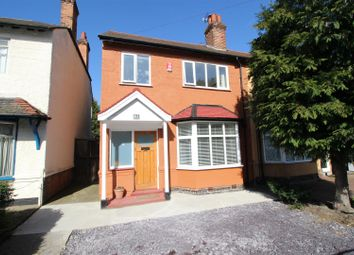 Thumbnail 4 bed semi-detached house for sale in Sidney Road, Beeston, Nottingham