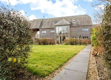 Thumbnail 4 bed barn conversion for sale in West Farm Barns, Knook, Warminster, Wiltshire