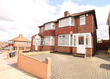 Thumbnail 4 bed semi-detached house to rent in Springfield Mount, London