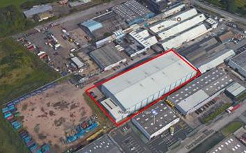 Thumbnail Light industrial to let in Unit 4, Nelson Industrial Estate, Long Lane, Aintree, Liverpool