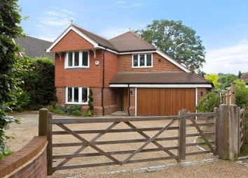 Thumbnail 4 bed detached house to rent in Guildford Road, Cranleigh